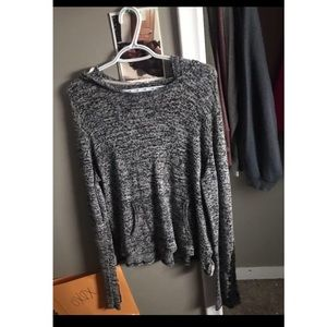 Sweaters - knit sweater - xl